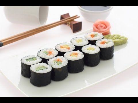 Sushi - Clase 1. totalmente explicado, con datos interesantes sobre la cultura japonesa.