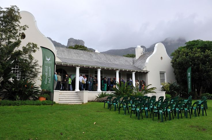 Silvertree Restoration Project- Held in Kirstenbosch South Africa