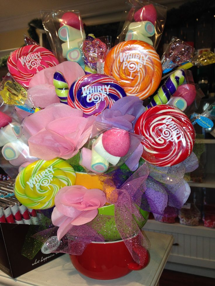One of our beautiful edible arrangements!
