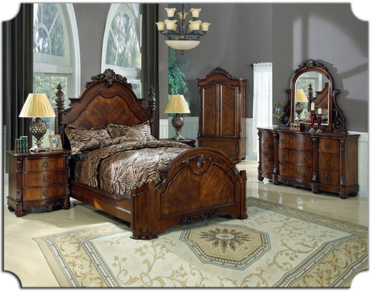 traditional bedroom furniture sets - bedroom interior decorating Check more at http://thaddaeustimothy.com/traditional-bedroom-furniture-sets-bedroom-interior-decorating/