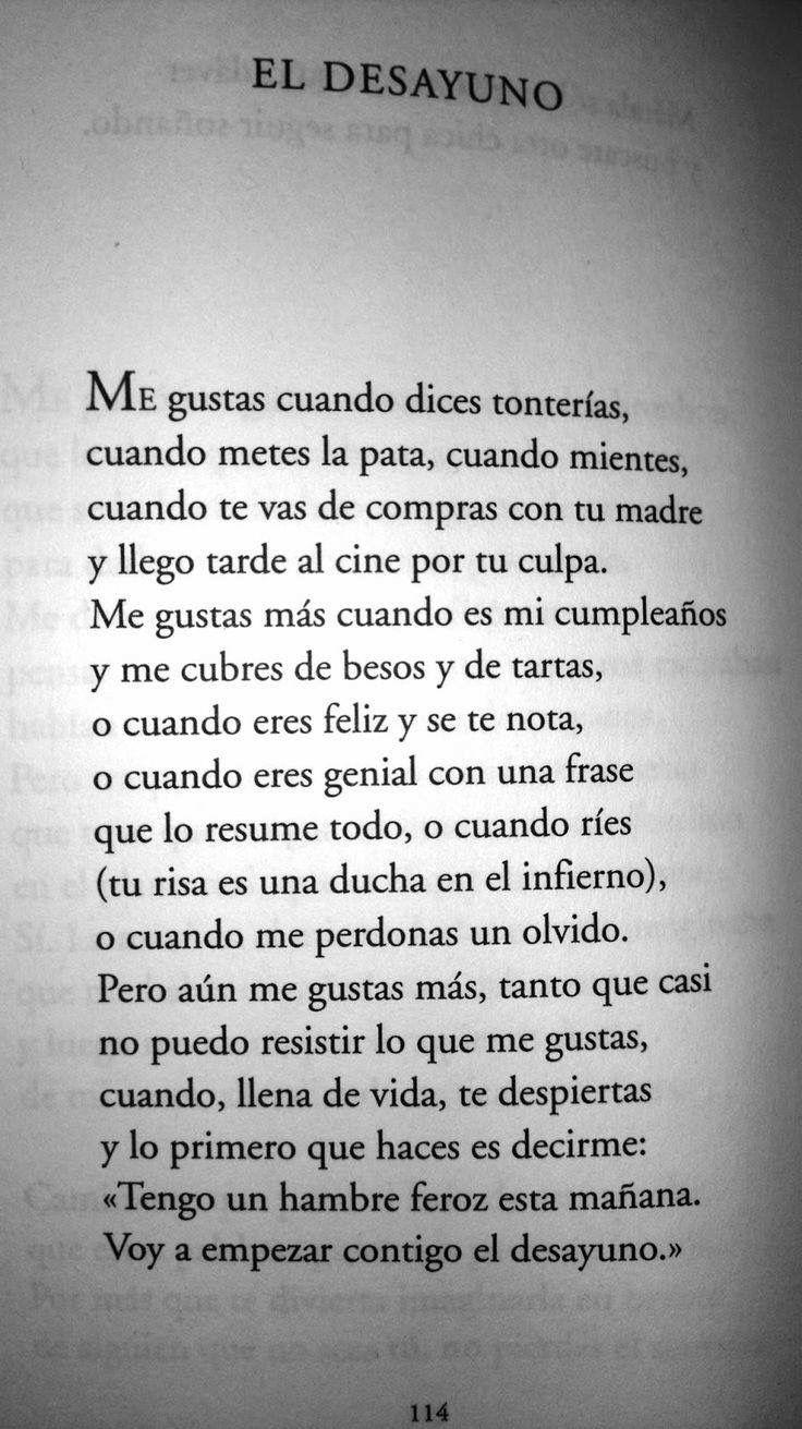 """""""El hacha a la rosa""""- Luis Alberto de Cuenca"""