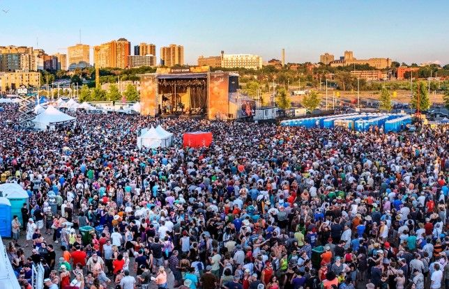 Ottawa Blues Fest - Will have to check it out http://www.mediamarksmen.com/