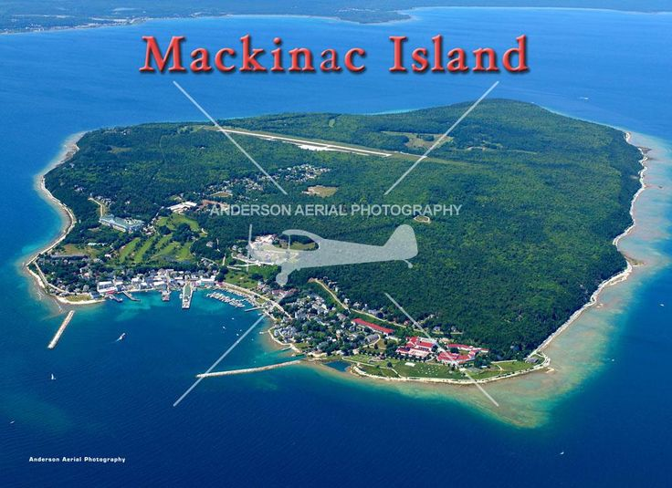 Visit Mackinac Island Summer Bucket List Pinterest