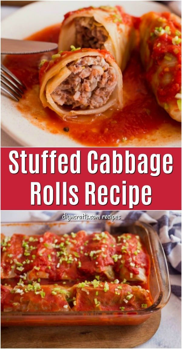 Wholesome And Tasty Stuffed Cabbage Rolls Recipe Recipe Cabbage Rolls Recipe Cabbage Rolls Recipes