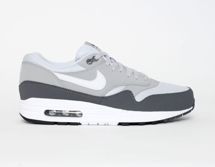 #Nike Air Max 1 Grey. Nike TrainersNike SneakersNikes GirlNike Free ...