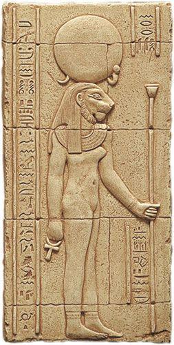 Sekhmet Egyptian Goddess: