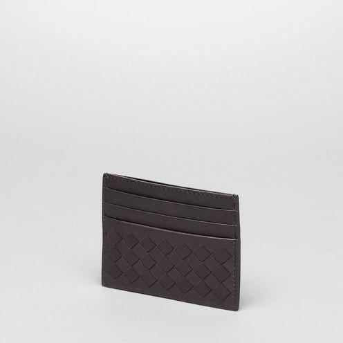 Bottega Veneta|Intrecciato Vn Card Case