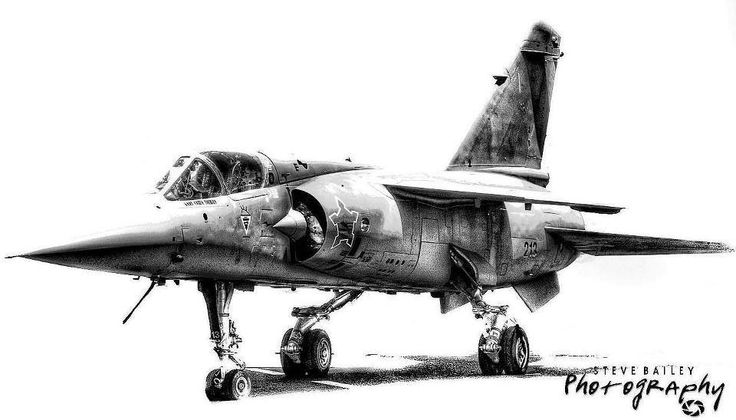 South African Air Force Mirage F1CZ.