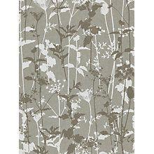 Buy Harlequin Nettles Wallpaper, Slate / Silver, 110170 Online at johnlewis.com