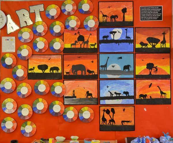 African Art Ideas