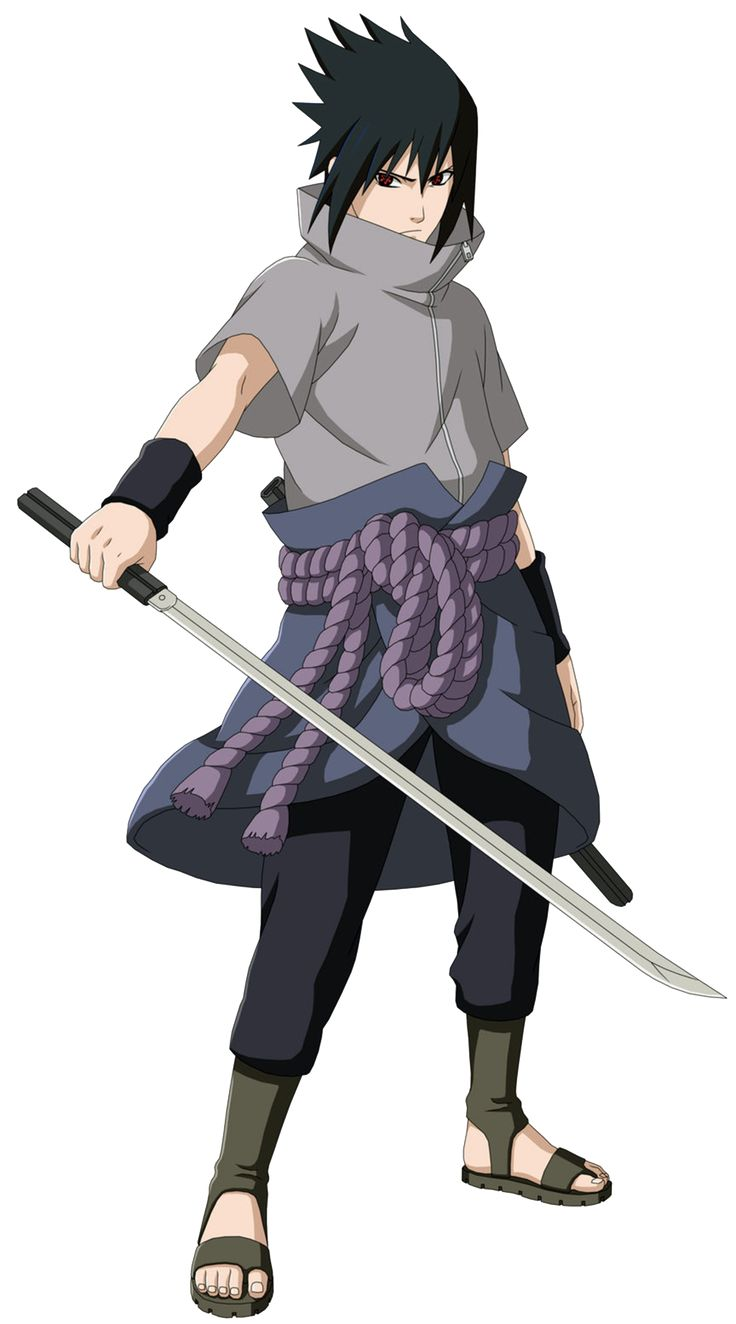 Sasuke Uchiha is the deuteragonist and served as the final antagonist of the Naruto series. He is a rival of the titular protagonist Naruto Uzumaki.