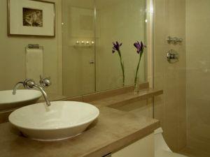 baño- cemento alisado
