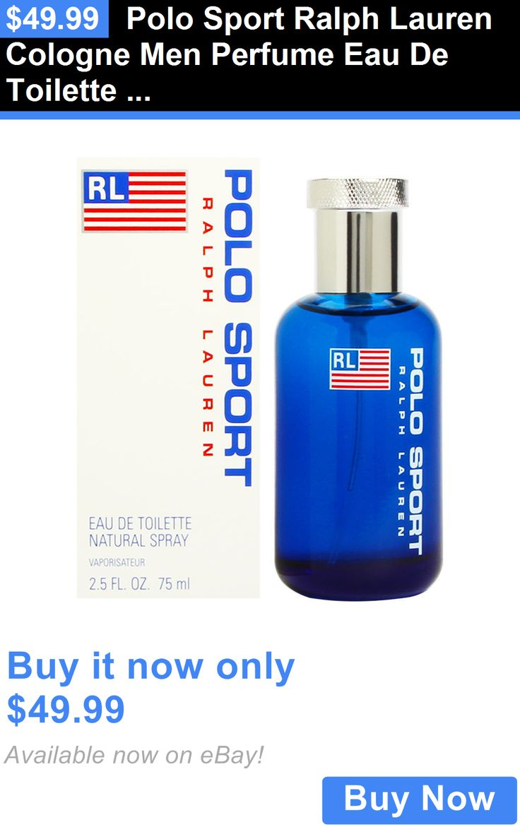 Men Fragrance: Polo Sport Ralph Lauren Cologne Men Perfume Eau De Toilette Spray 4.2 Oz 125 Ml BUY IT NOW ONLY: $49.99