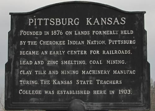 Crawford County Historical Museum - Pittsburg, Kansas