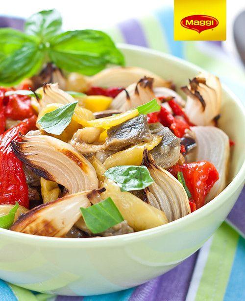 Salata de legume rumenite