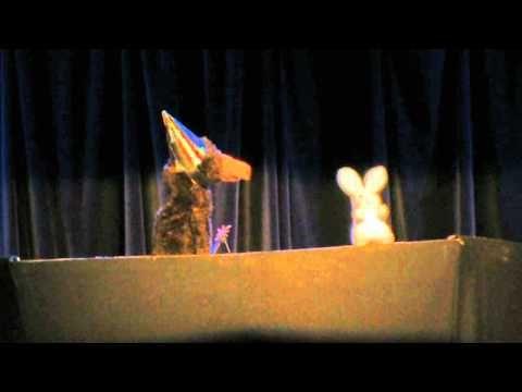 Rene Marik Kasperpop - Harry Potter mit Maulwurf und Kalle