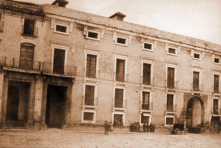 Palacio Floridablanca VACIADO