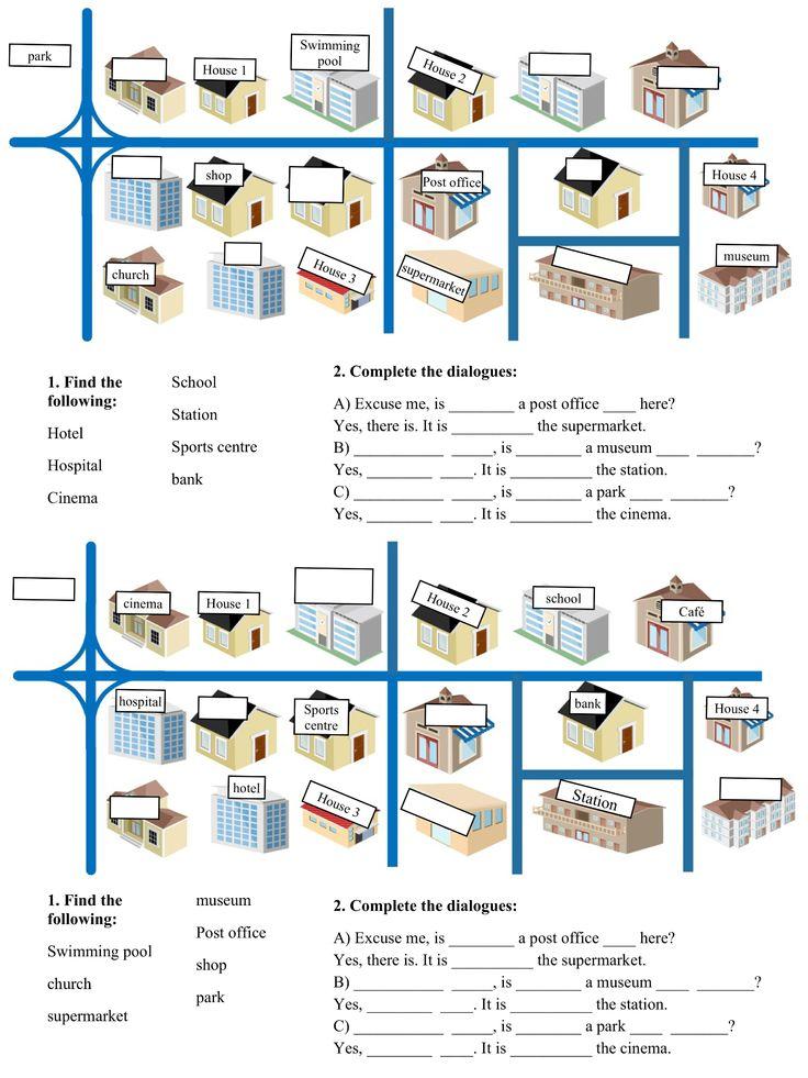 giving simple directions worksheets activities educacion y leonela. Black Bedroom Furniture Sets. Home Design Ideas