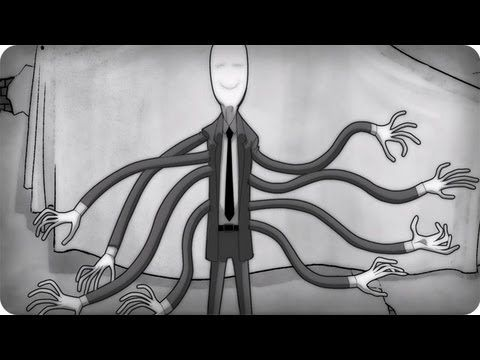 SYMPATHY FOR SLENDER MAN SONG | ANIMATION DOMINATION HIGH-DEF