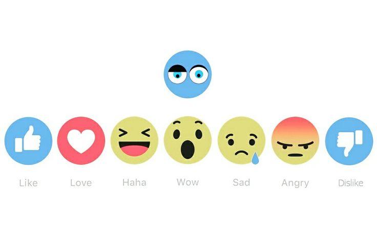 """#Messanger: le reazioni ai commenti sono in arrivo con il #Dislike! 👎  La reazione del """"cuore"""" ❤️ su #Facebook ha dominato il social per tutto il 2016!  Manterrà questa posizione anche nel 2017?  Leggi tutto qui 🖖🖖"""