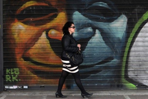 Graffiti.. Atina - Yunanistan
