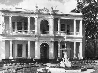 Armadale was one of the largest St Kilda Rd mansions. It was demolished in 1976. Picture: