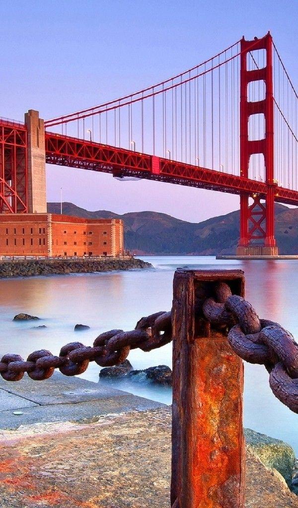 .Golden Gate. San Francisco ,USA