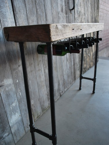 Urban Wood Goods - eclectic - wine racks - chicago - by UrbanWood Goods