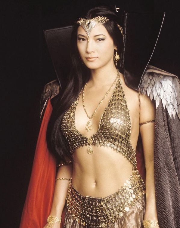 kelly hu scorpion king models amp celebrities pinterest