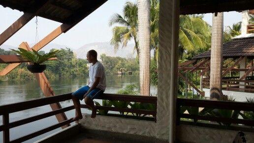 Our room @ Felix Kwai River Resort. Kanchanaburi