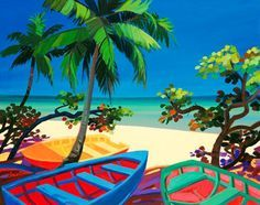 caribbean folk art - Google Search