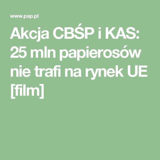Funkcjonariusze CBŚP i KAS zlikwidowali magazyn w Siedlcach, w którym przygotowywano nielegalne papierosy do przemytu do innych krajów UE. Zabezpieczono 25 mln sztuk papierosów; gdyby trafiły na rynek budżet straciłby 21 mln zł.