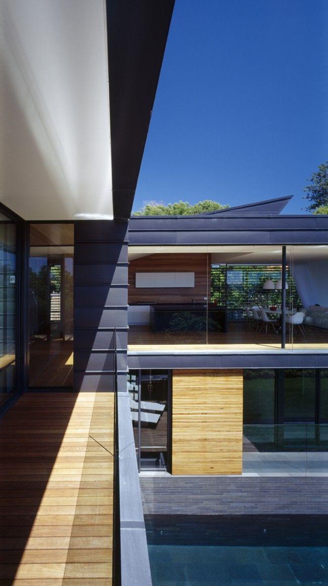 17 best images about metal clad on pinterest architects for Architecture zinc