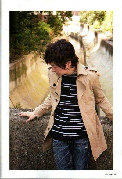 Japanese voice actor: Daisuke Ono▪ 小野 大輔 ❤
