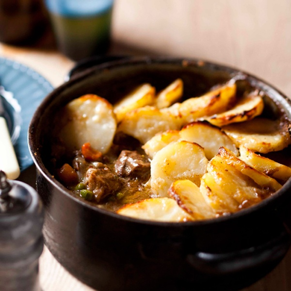 Pepper beef & beer stew will keep the winter chills at bay! #picknpay #recipe