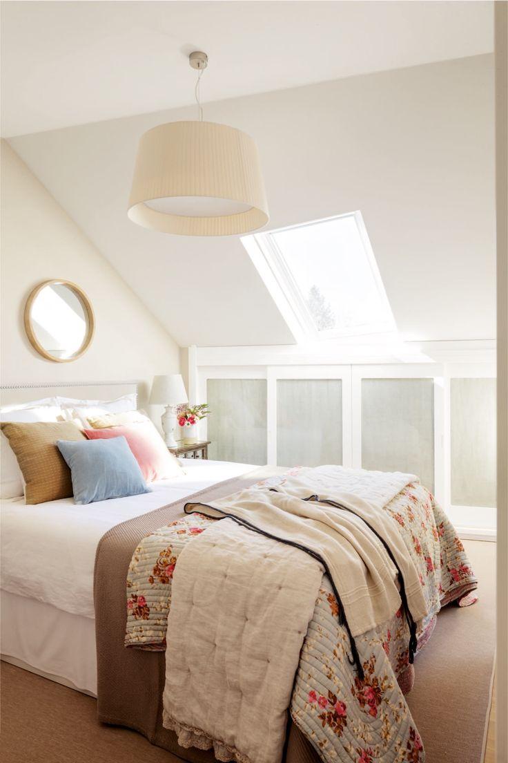 15 best dormitorios peque os y coquetos images on - Ideas dormitorios pequenos ...