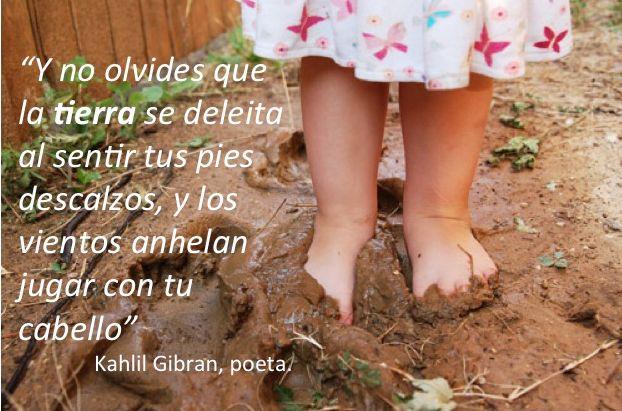 Siente la tierra y el viento. conecta con la naturaleza, en ella encontraras toda tu creatividad. http://viajaraextremadura.es/sin-conexion/