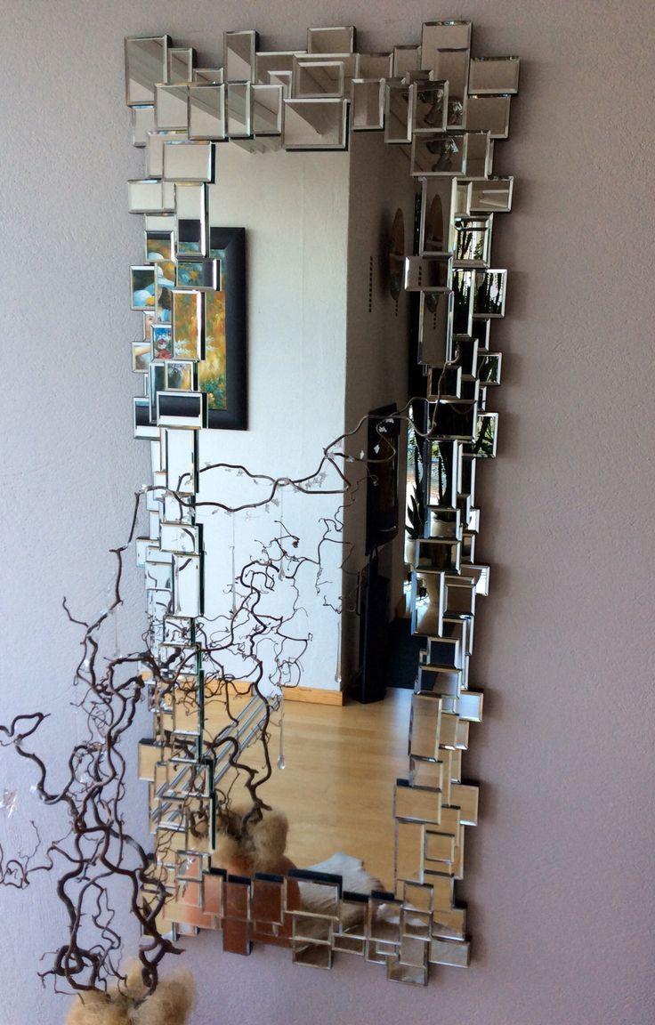 Hjemme hos en fornøyd kunde #speil #klassisk #glass #interior # ...