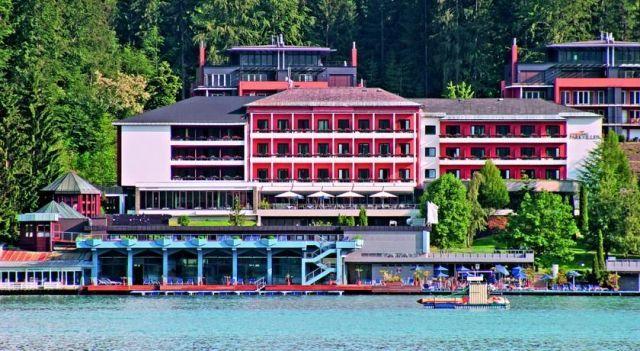 Hotels Velden Am Worthersee  Sterne