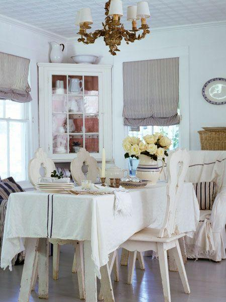 Gar nicht von gestern: Vintage Möbel im Landhaus-Stil. #vintage