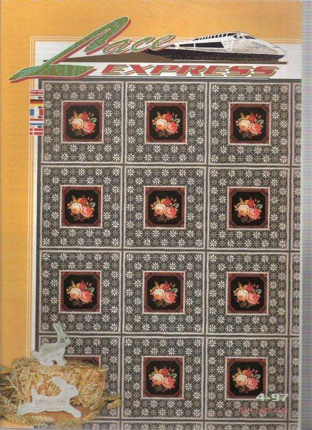 Lace Express 1997-04 (пасхальный ..