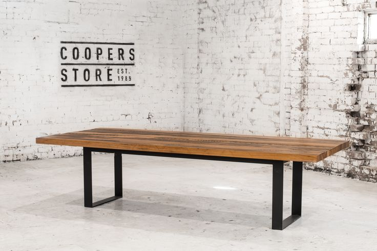 COOPERS STORE Ranger Black Recycled Spotted Gum