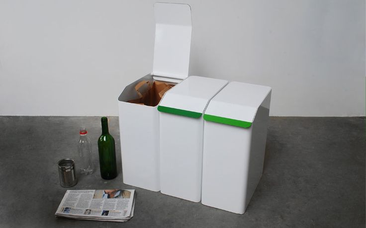 Best 25 kitchen recycling bins ideas on pinterest for Recycling organization ideas