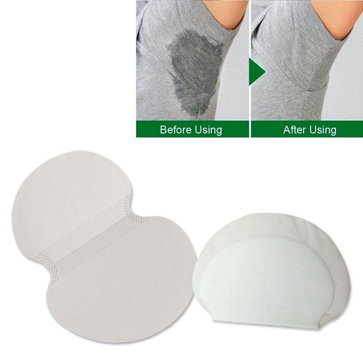 30 pcs Summer Deodorant Stop Underarm Sweat Pads Dress Clothing Sweat pads Anti Perspiration Pads Absorbing  Deodorant Stick