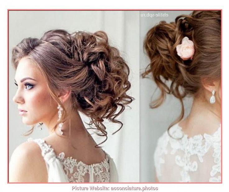 Popolare Oltre 25 fantastiche idee su Acconciature da sposa capelli lunghi  NK06