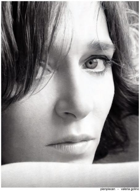 Valeria Golino - Vanity Fair - March 2009, she is absolutely beautiful and highly intelligent!ove her work!