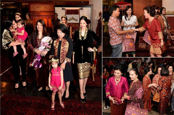 ZEN collaboration with Ghea Panggabean, one of Indonesian famous traditional designer