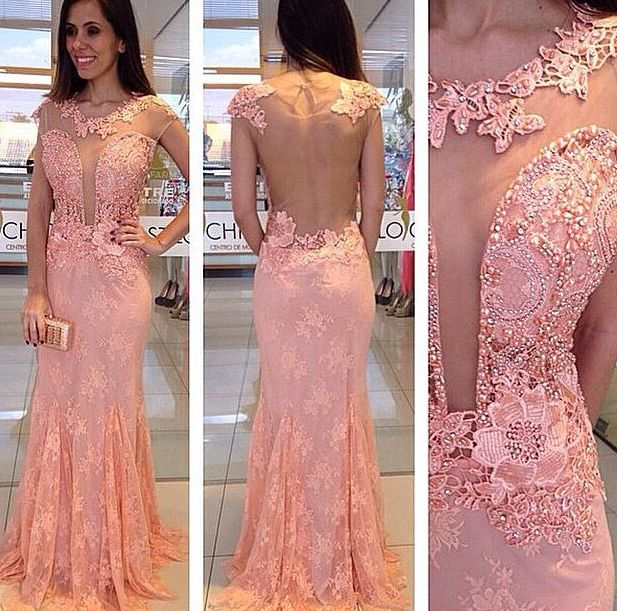 80 best Vestidos images on Pinterest | Ball gown, Long prom dresses ...