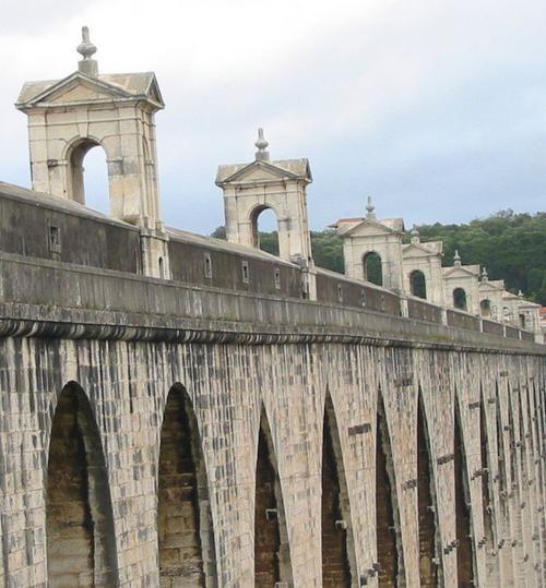 Lisbon - Aqueduto das Aguas Livres