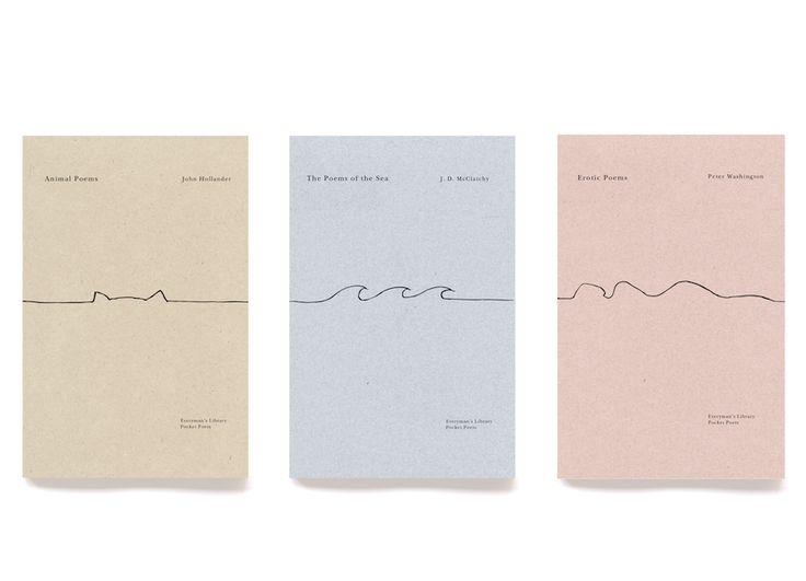 LINE BOOK SERIES Conception de séries de livres pour la bibliothèque Everyman. Les trois titres …  – Design